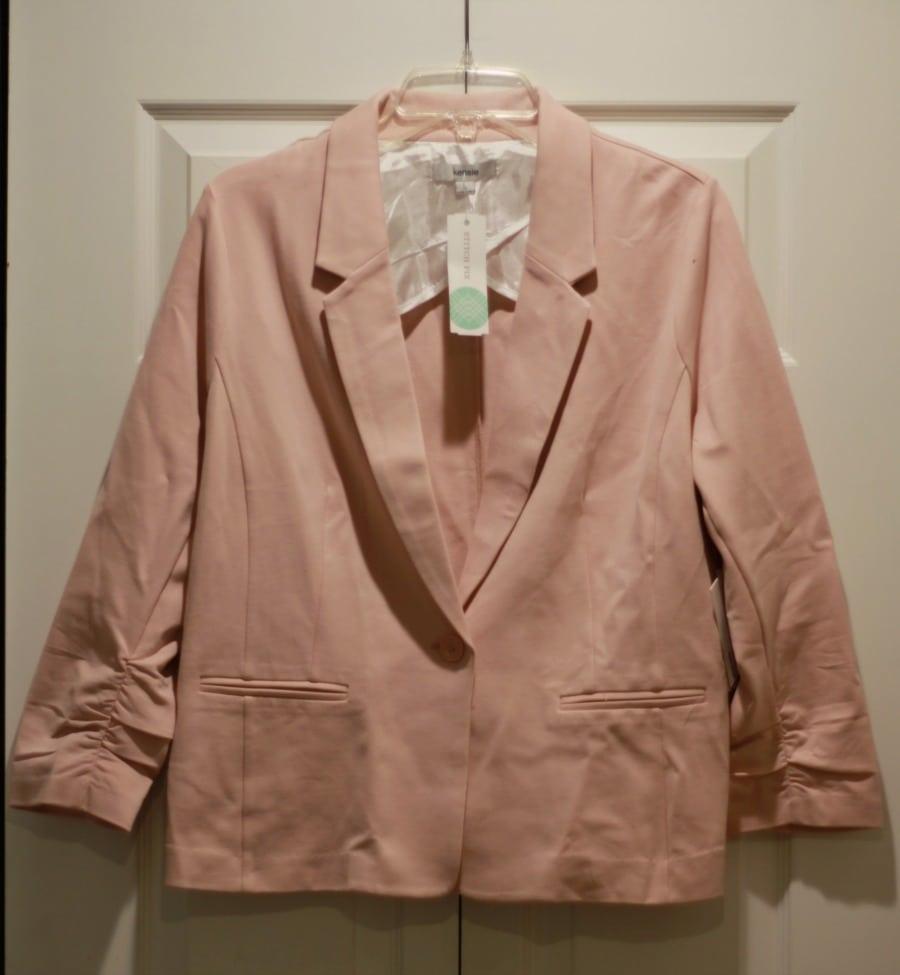 Stitch Fix Pink Blazer