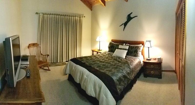 Sunriver HomeAway Vacation Rental Bedroom