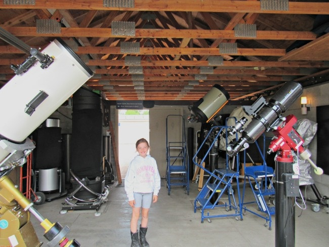 sunriver observatory