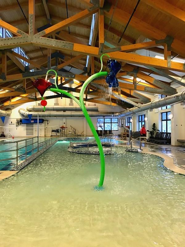 Sunriver SHARC Pool