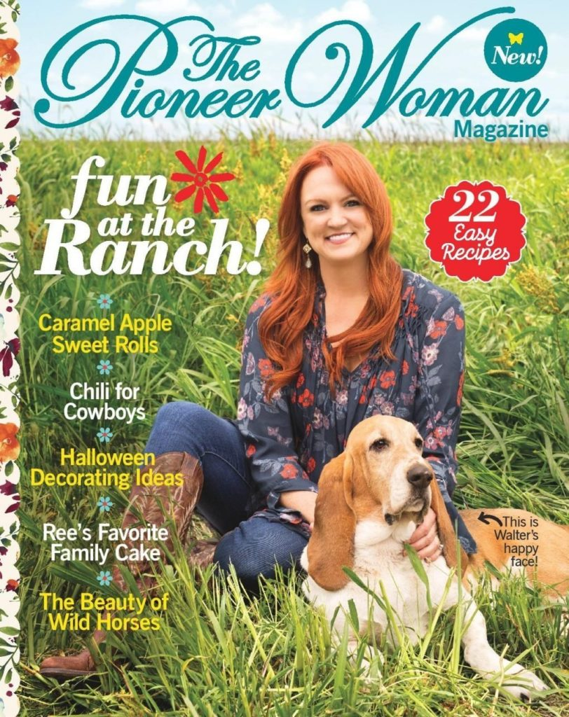 The Pioneer Woman Magazine – $14.99 per year (39% off)!