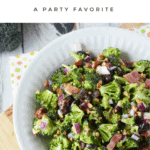 Easy Broccoli Salad Recipe – Perfect for Potlucks!