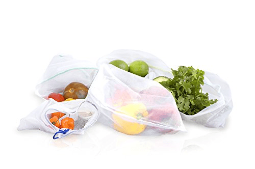 Natural Home Reusable Produce Bags 5 Pack