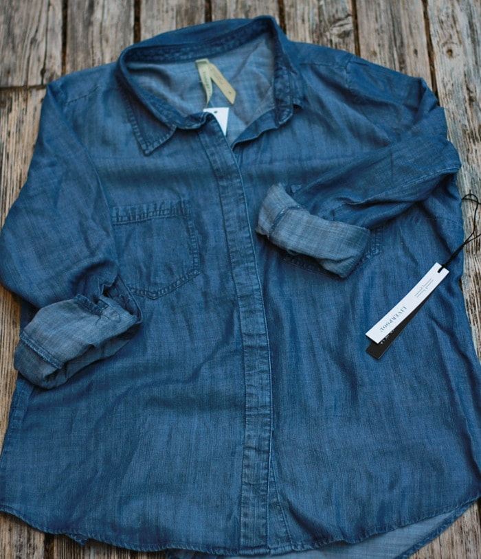 Sandi Chambray Shirt by Liverpool