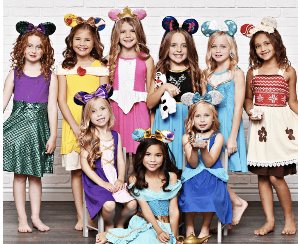 Disney Princess Inspired Dresses – $16.98 Shipped From Jane!