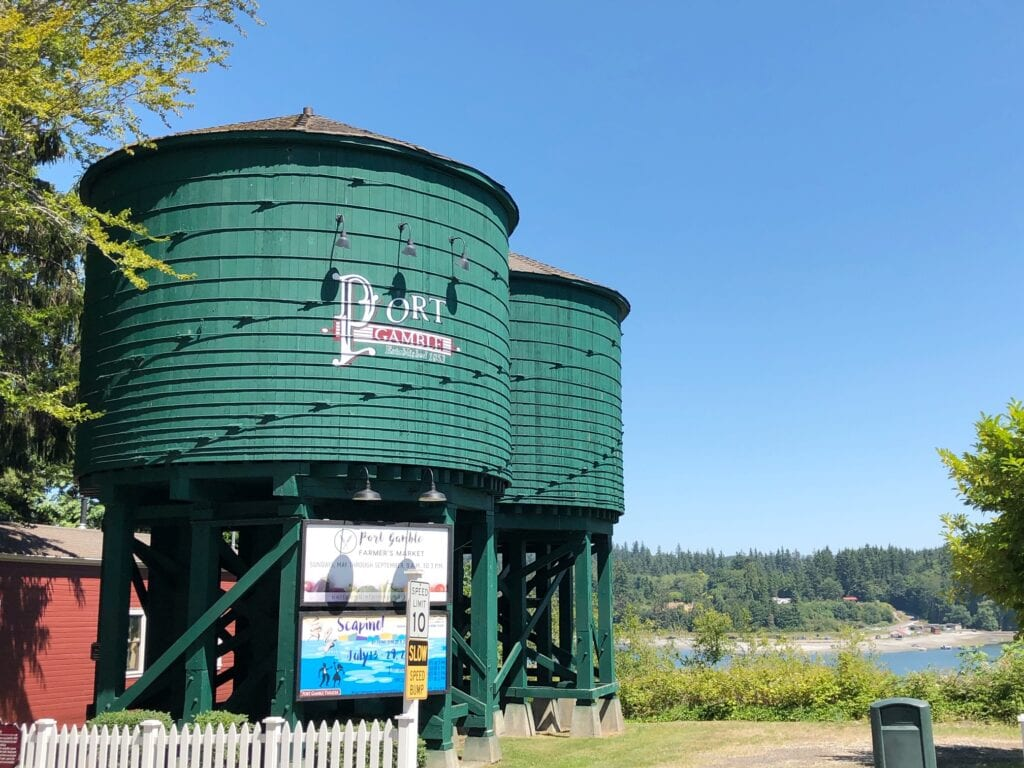 Port Gamble wa day trip review