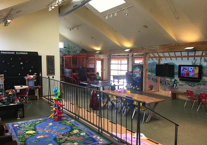 Brasada Resort Kids Area