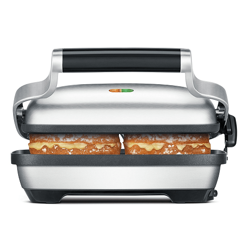 Breville Panini Press, Silver (Today Only)