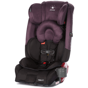 Diono Radian Car Seat Sale - RXT All-In-One Convertible Car Seat, Black Plum