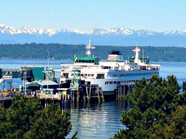 Edmonds to poulsbo