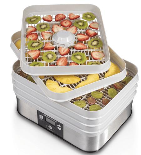 Hamilton Beach Digital Food Dehydrator Machine