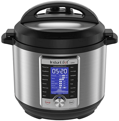Instant Pot Ultra 6 Qt 10-in-1