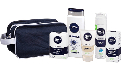 Nivea for Men Sensitive Collection 5 Piece Gift Set