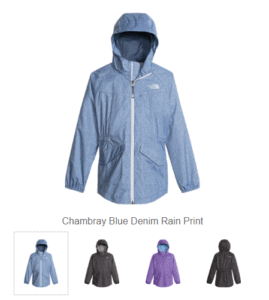 The North Face Sophie Rain Parka
