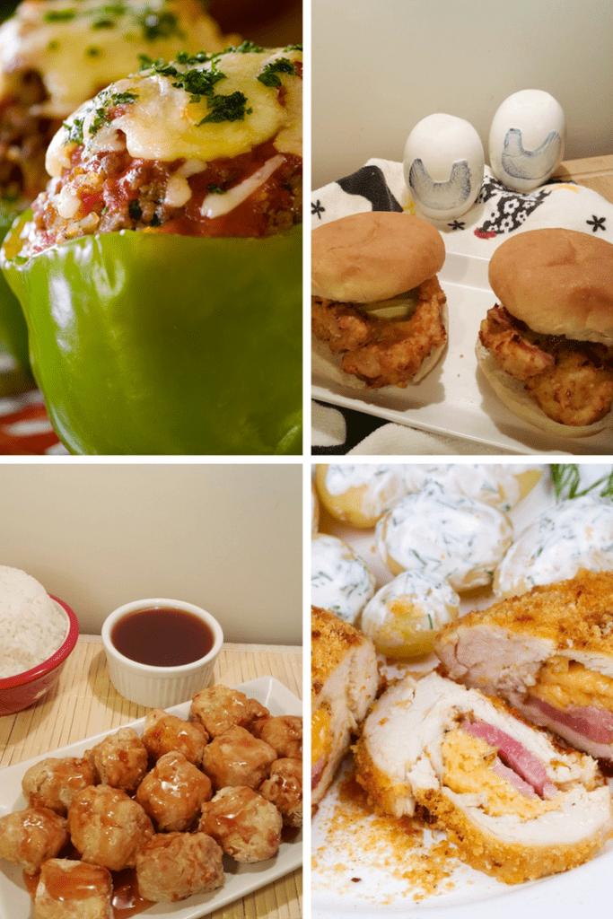 12 Delicious Air Fryer Dinner Recipes (Bang Bang Shrimp, Chicken Cordon Bleu & More)!
