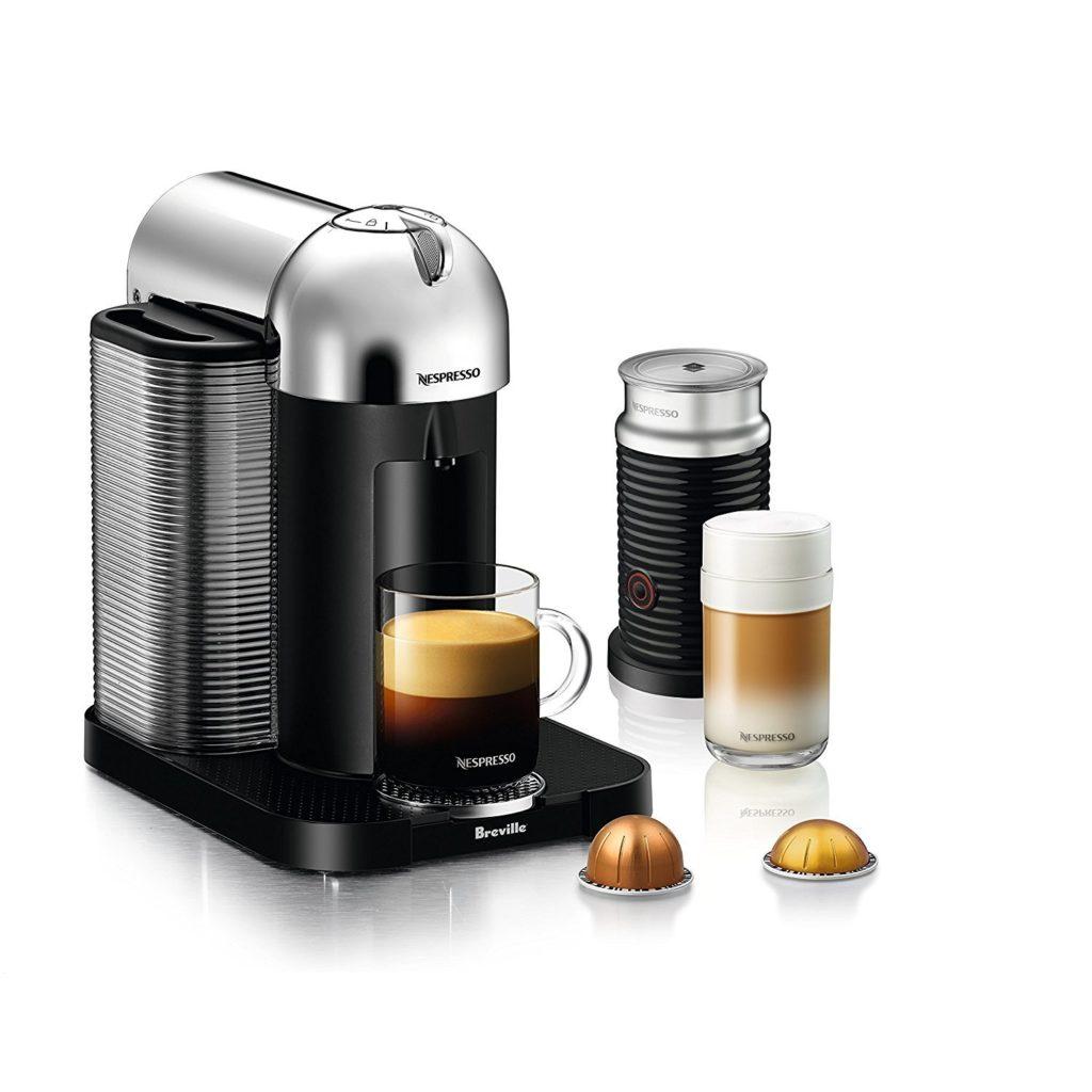 Nespresso Coffee and Espresso Maker – Mini Essenza JUST $99 (reg. $199)!