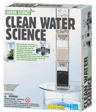 Clean Water Science Lab Kit