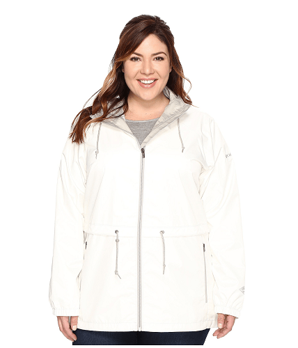 Columbia Plus Size Arcadia Casual Jacket
