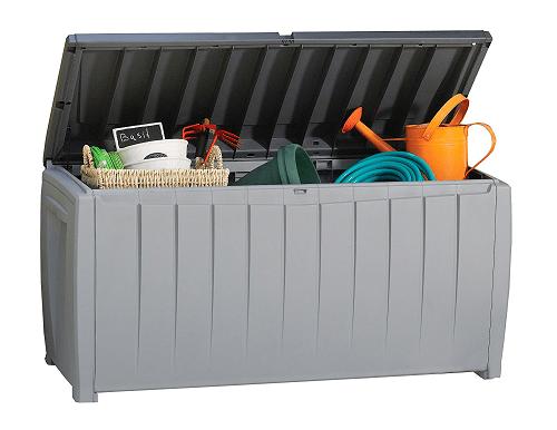 Keter 90 Gallon Outdoor Storage Deck Box