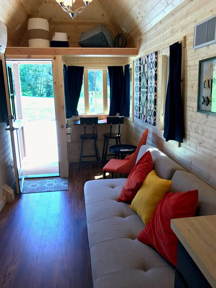 Leavenworth Tiny House Petite Retreat