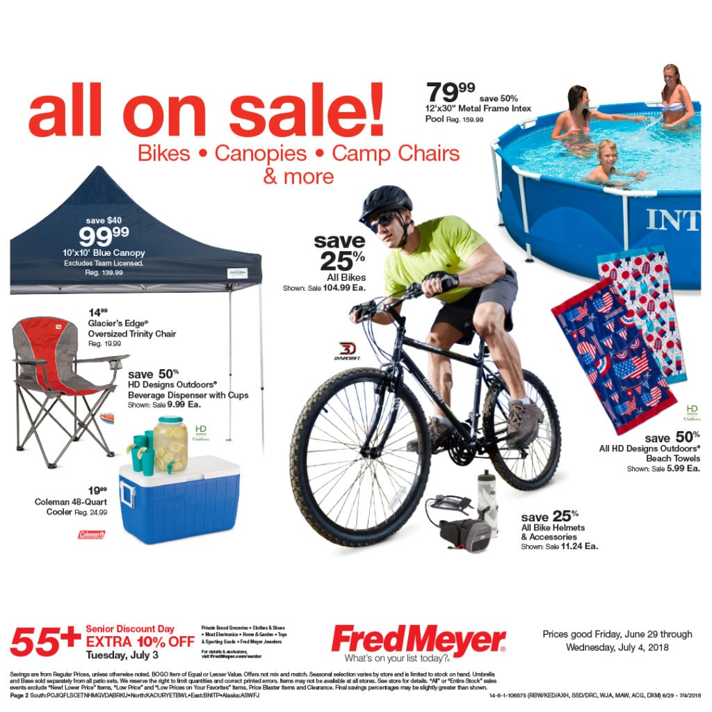 Fred Meyer – BIGGEST Closeout Sale Ever Happening Now!