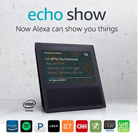 Amazon Echo Show Sale