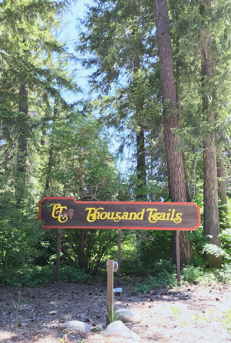 Thousand Trails Leavenworth Campground