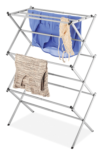 Whitmor Expandable Drying Rack