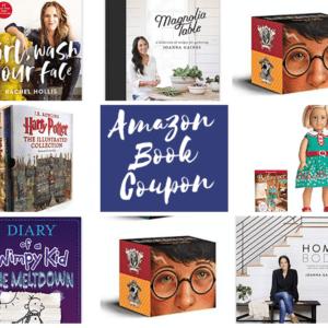 Amazon Book Coupon Code