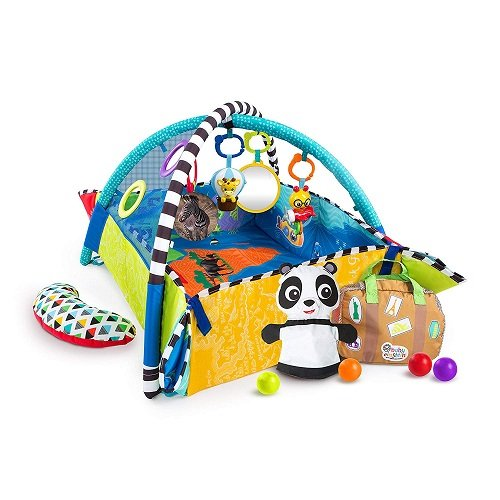 Baby Einstein 5-in-1 Journey of Discovery Activity Gym