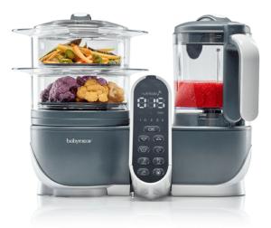 Babymoov Nutribaby Duo Meal Station 5-in-1 Food Maker