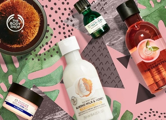 The Body Shop Sale – Up to 75% off Sale Items!