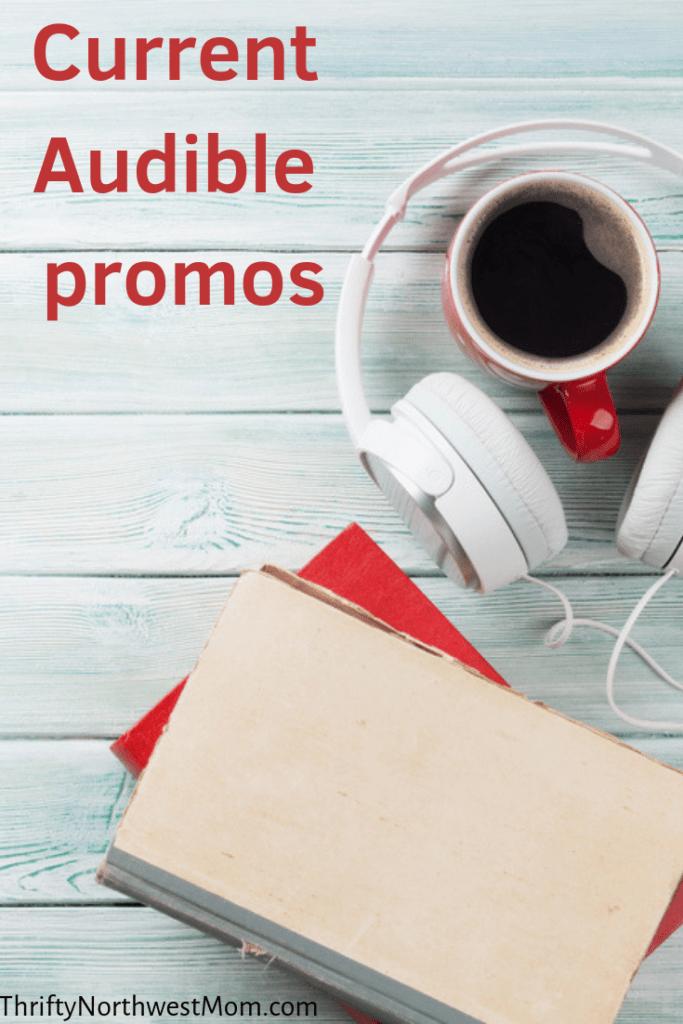 Audible Membership Promo – Premium Membership $6.95 & more!