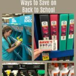 Fred Meyer Ways to Save on Back to School