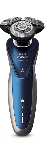 Philips Norelco Electric Shaver 8900, Wet & Dry Edition