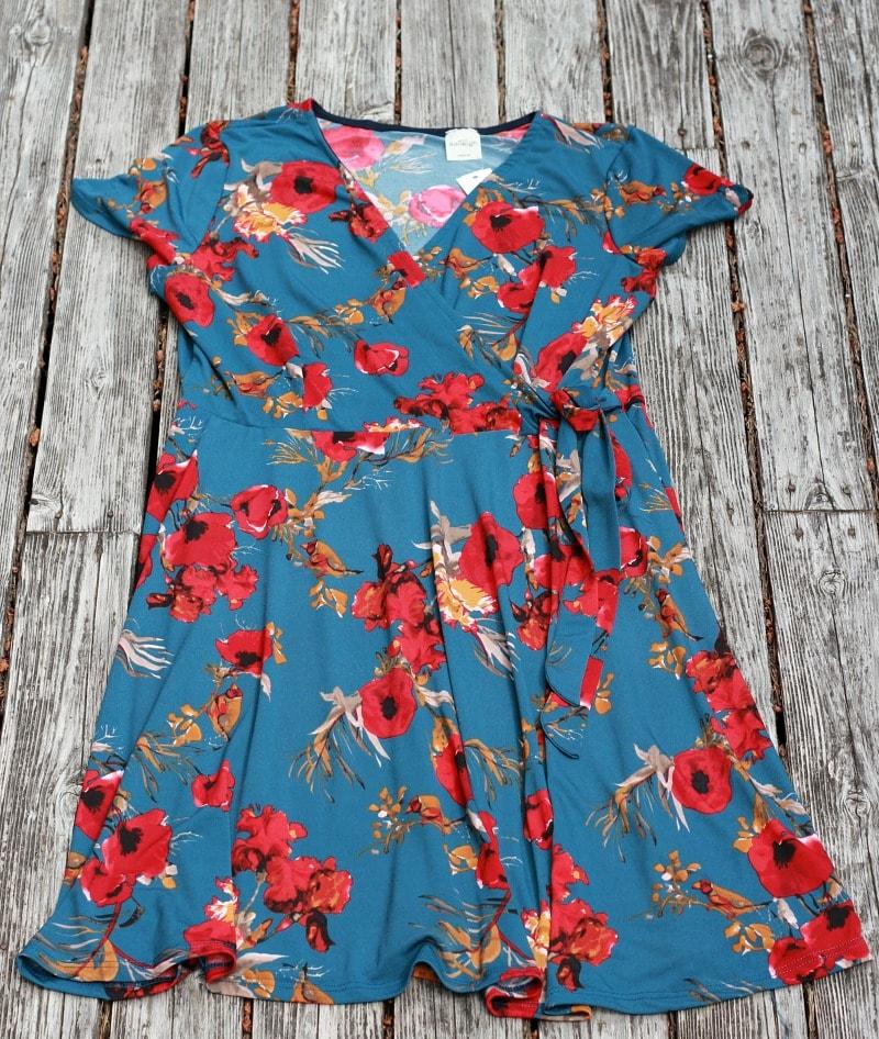 Stitch Fix Kaileigh Wrap Dress