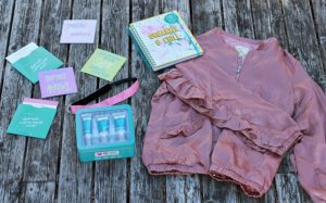 Strong Selfie Subscription Box for Girls