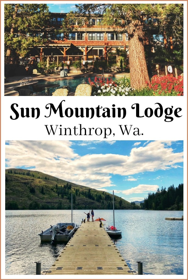 Sun Mountain Lodge Winthrop Wa