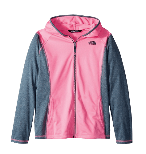 The North Face Kids Tech Glacier Full Zip Hoodie