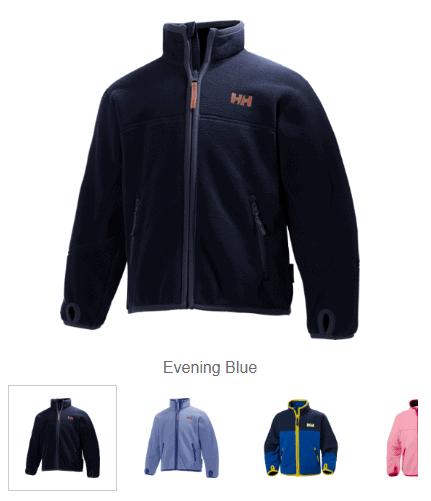 REI Garage Deal Of The Day - Helly Hansen Fleece Jacket