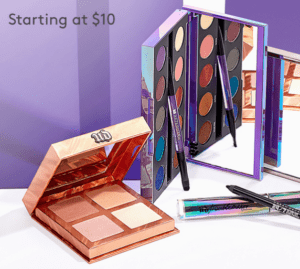 Urban Decay Naked Palette & more on Sale