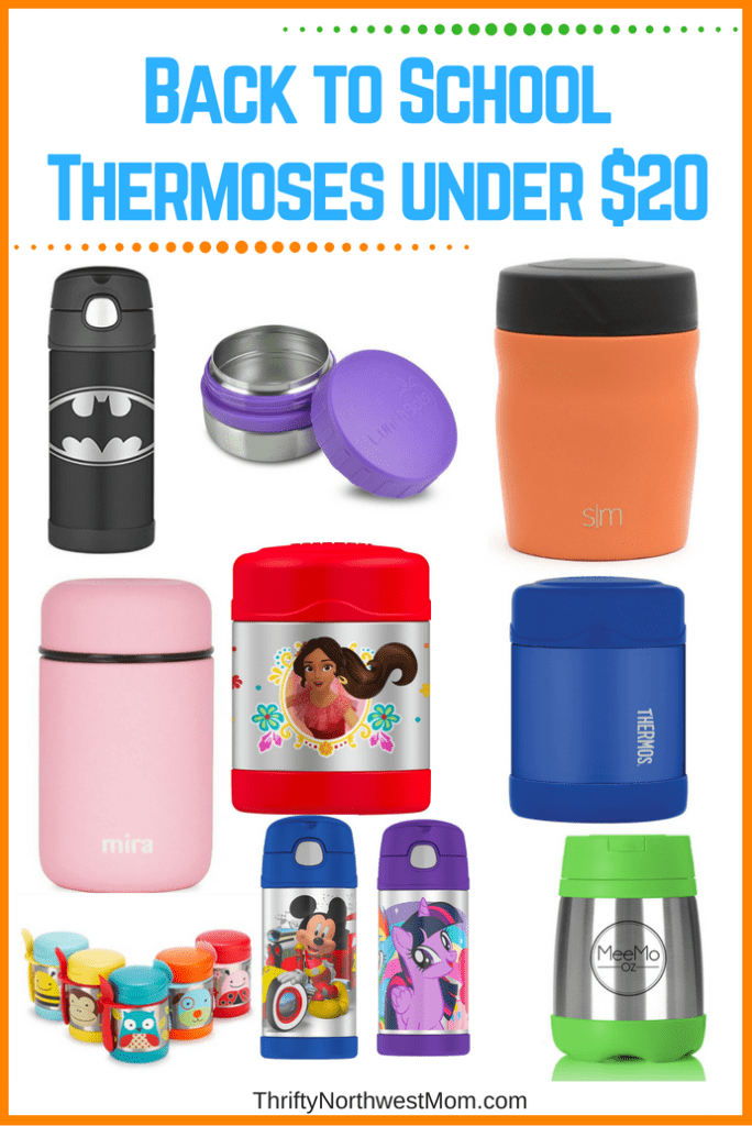 Back to School Thermoses On Sale!