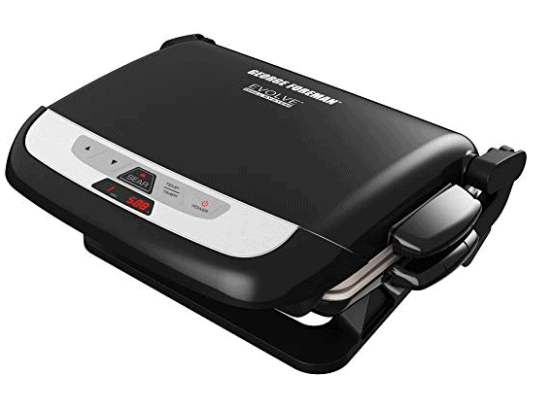 George Foreman Multi-Plate Evolve Grill