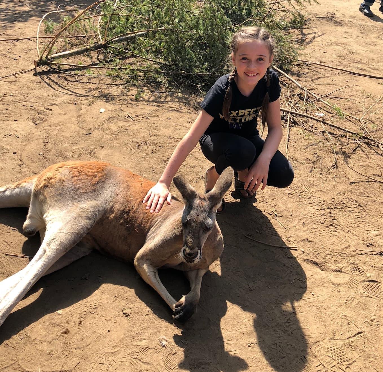 Kangaroo Farm Arlington Wa.