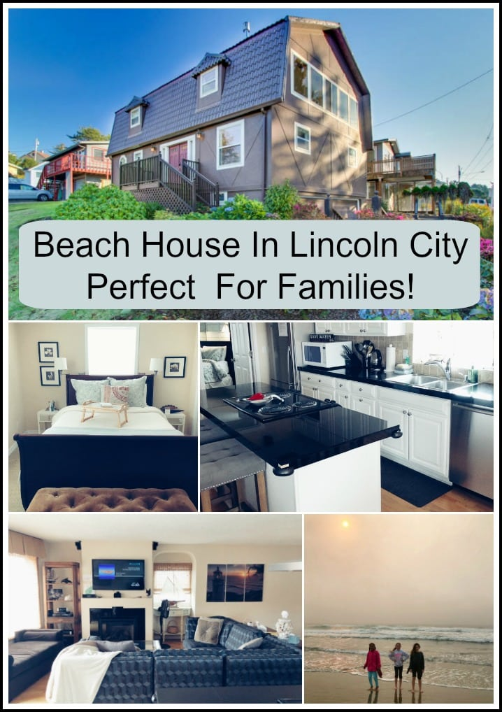 Rent a Beach House in Lincoln City - Perfect Family Getaway