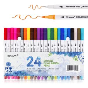 Marker Brush Pens