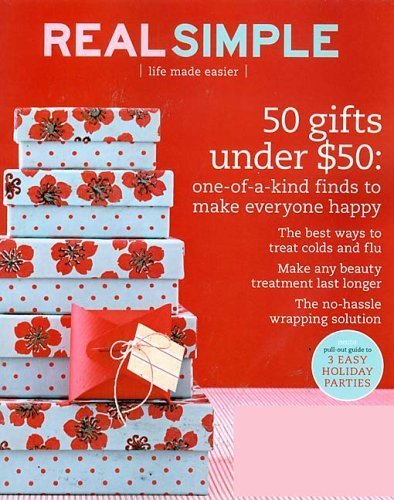 Real Simple Magazine - $5 for a 1 Year Subscription!