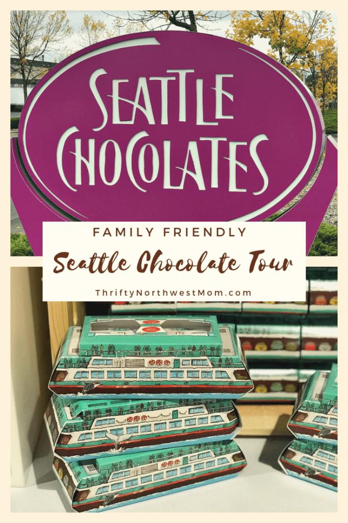 "Seattle Chocolate Tour – Family Friendly ""Experience Chocolate"" Tour"