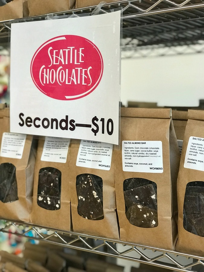 Seattle Chocolates Seconds