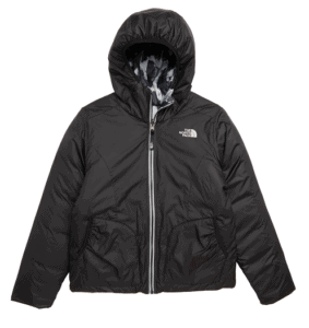 The North Face Perrito Reversible Water-Repellent Hooded Jacket
